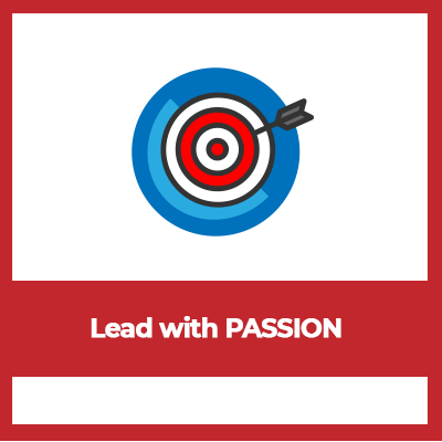 lead with passion in your network marketing business says Julie Burke